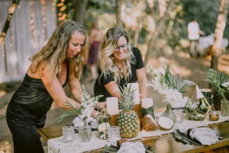 wedding planner sol and florist