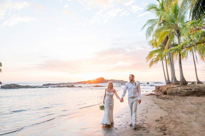 Private Dominical Villa Wedding