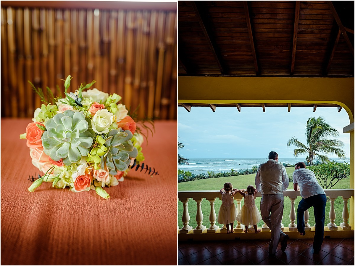 details from costa rica elopement