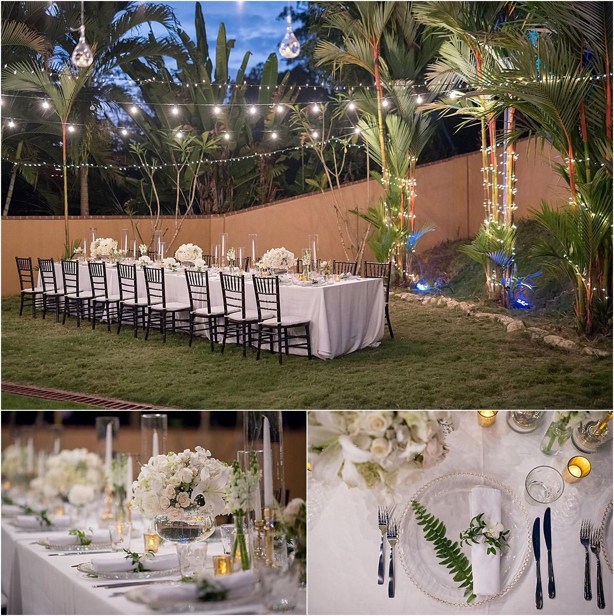 dining dinner uvita wedding planner