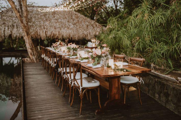 el chante villa wedding tamarindo costa rica