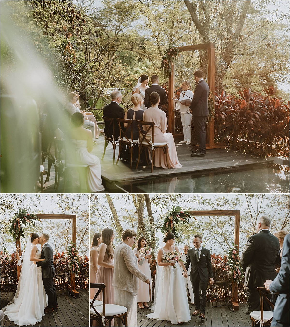 el chante wedding ceremony