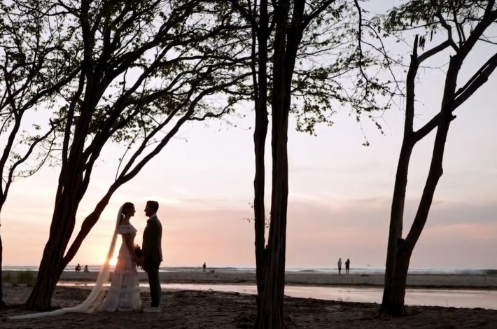guanacaste wedding weekend sunset love costa rica weather facts