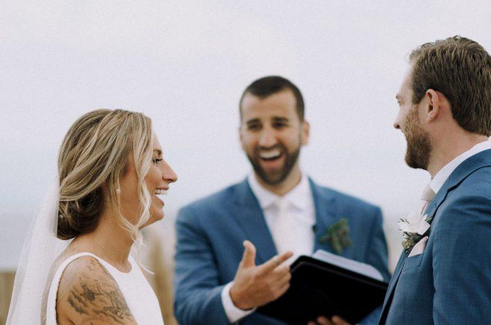 Boho Beach Wedding in Key West Florida