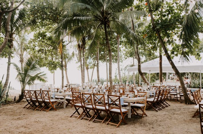 Sueno Del Mar Bed and Breakfast Wedding in Costa Rica