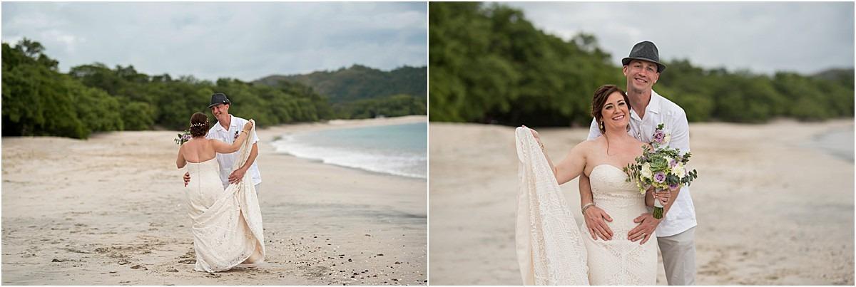 beach dancing in cr playa