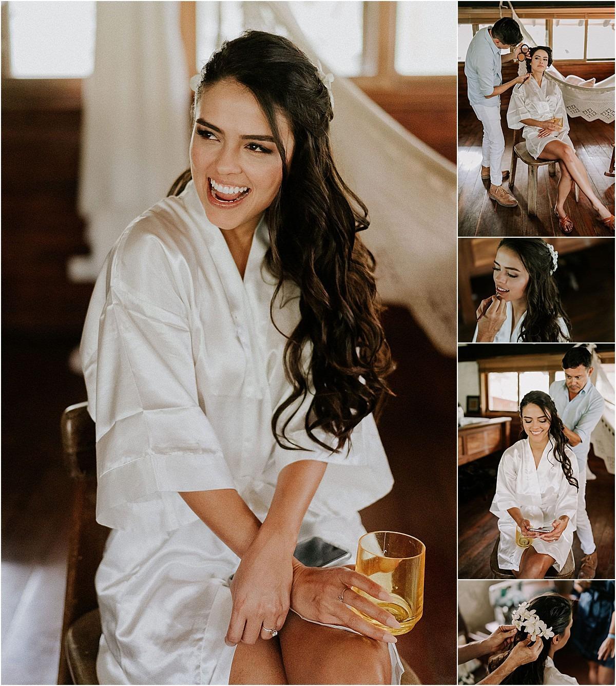bride make up hair suenos