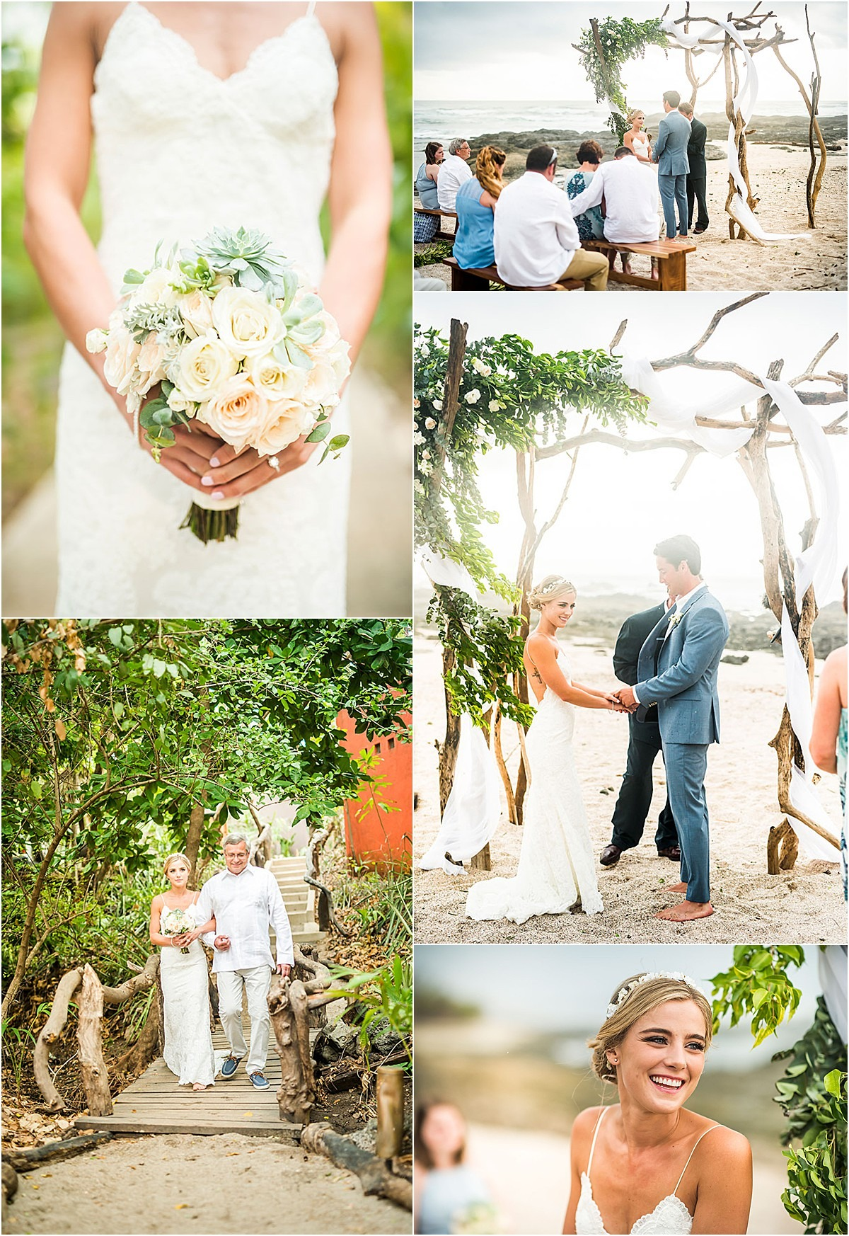 ceremony cala luna wedding