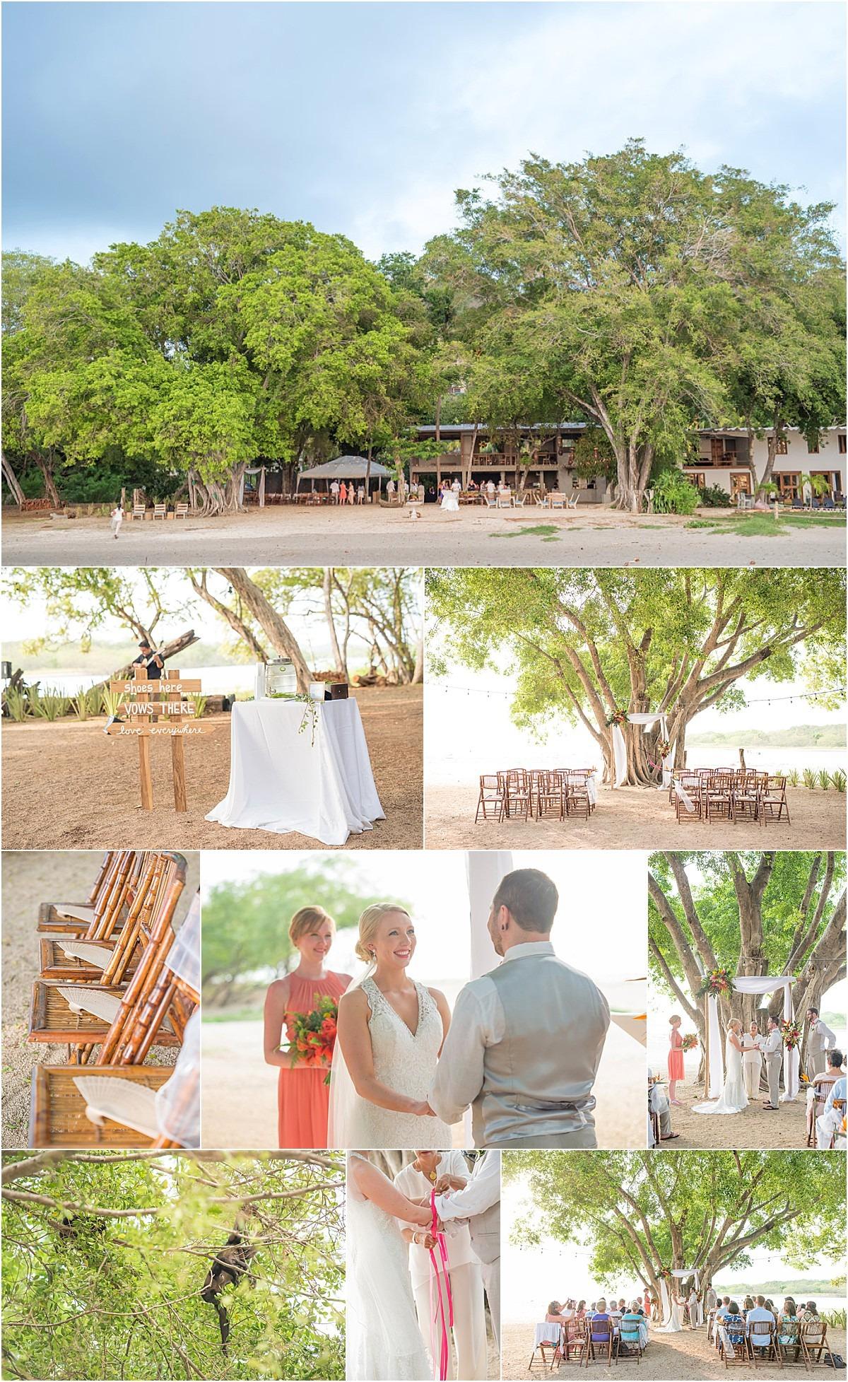 ceremony pangas beach club venue tama