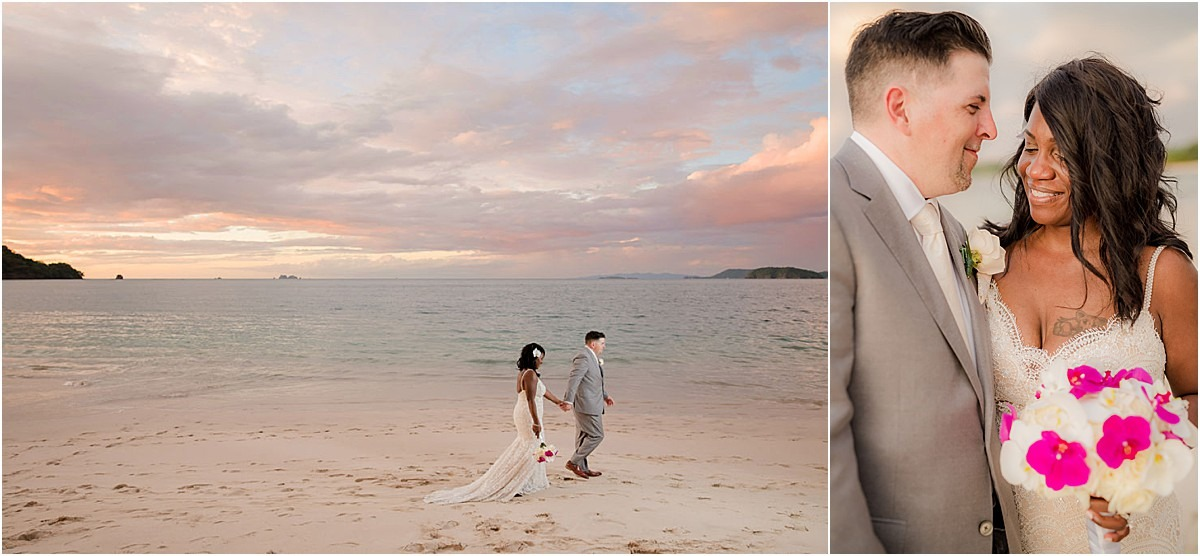 elope at sunset in cr
