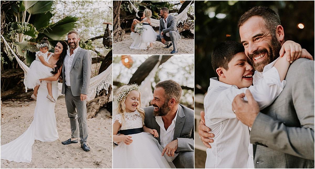 family wedding cr