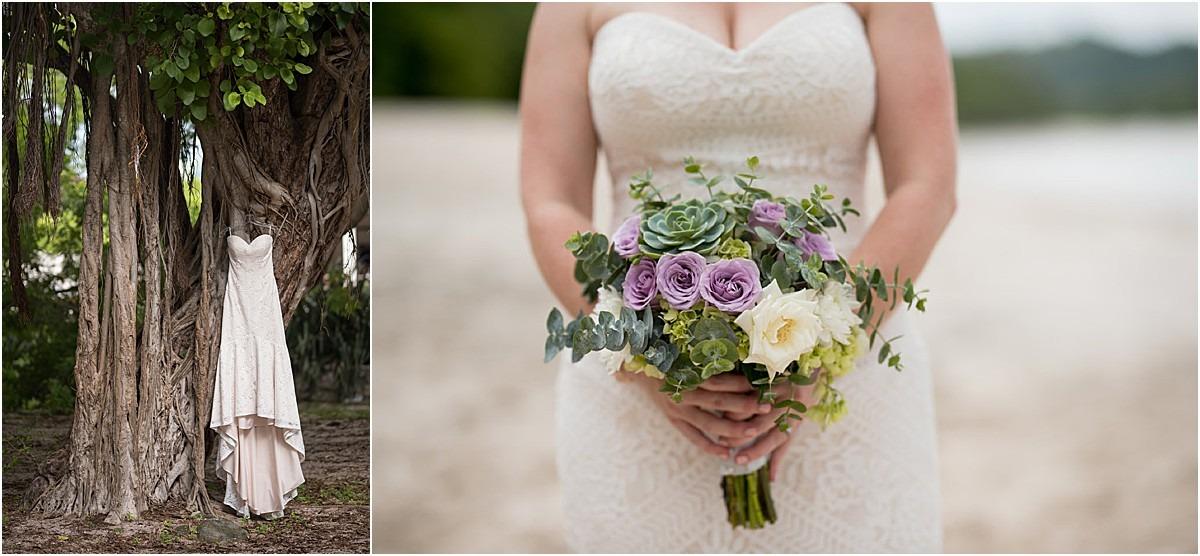 florals dress gown