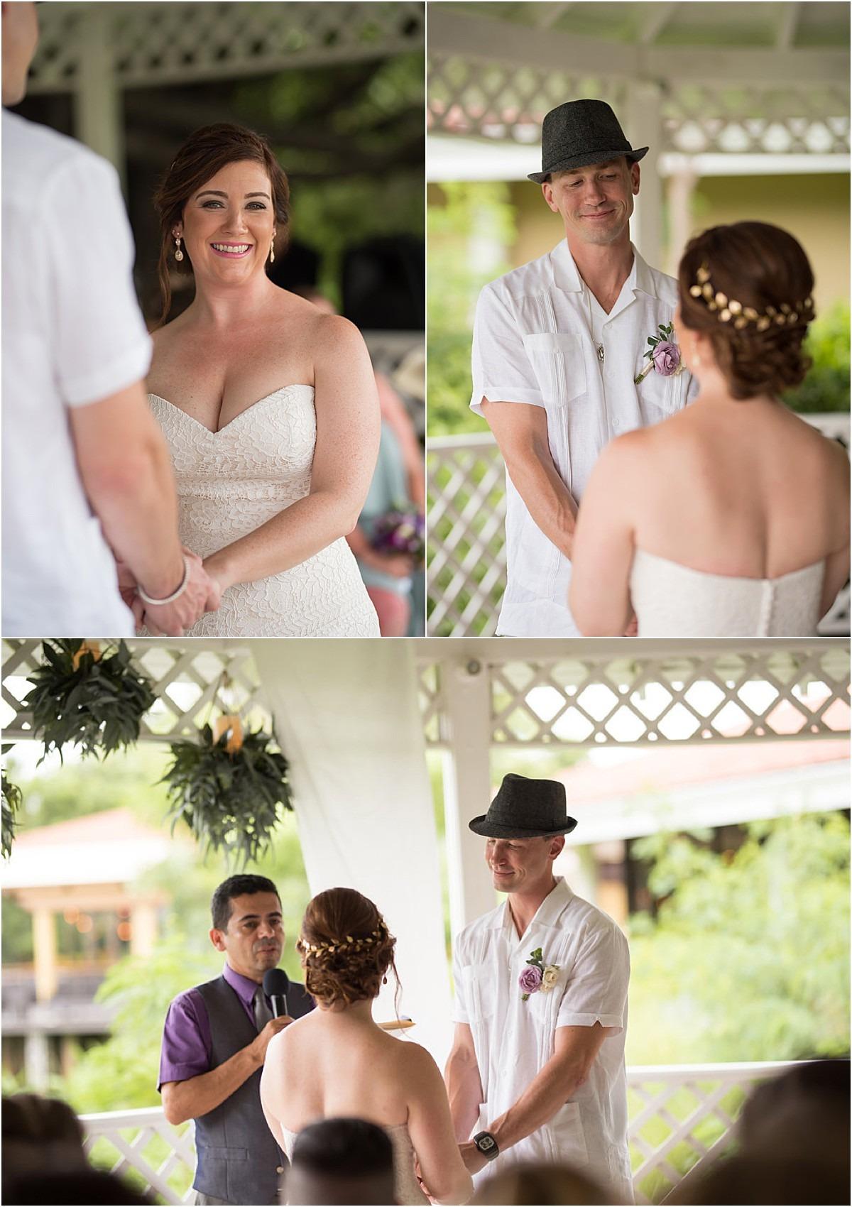 hat wedding vow