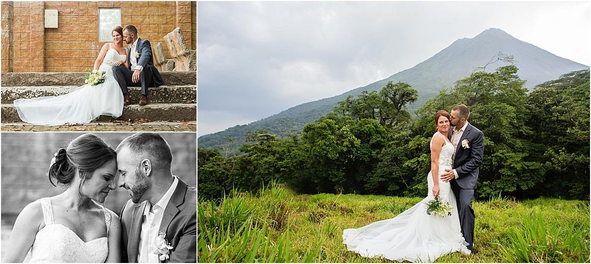 la fortuna elopement our costa rica weddings