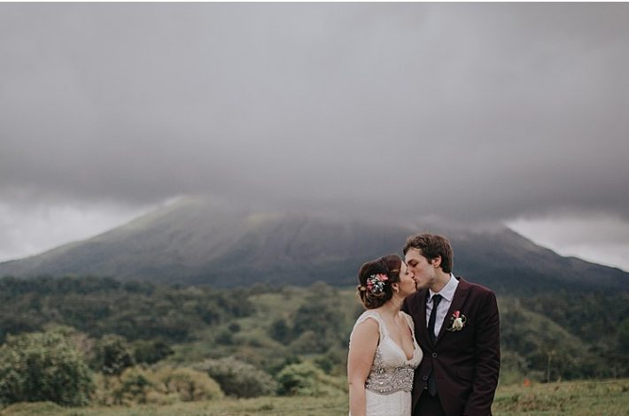 la fortuna waterfall elopement
