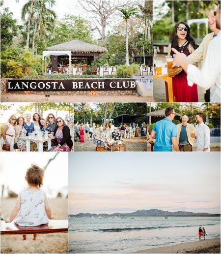 Langosta beach club Wedding Rehearsal