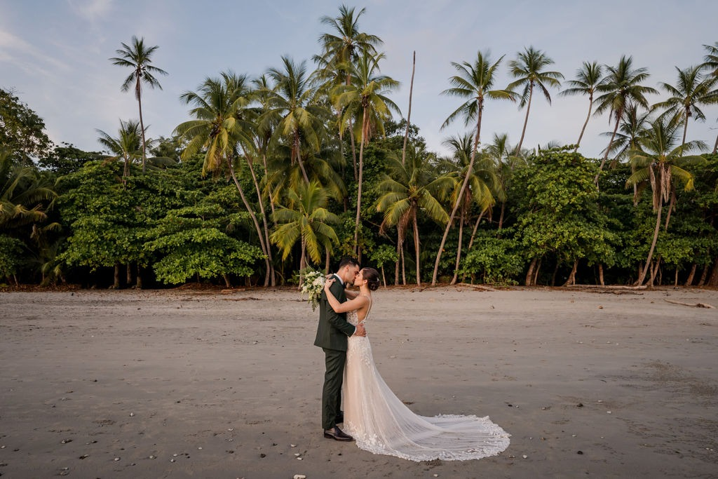 lexi sia wedding destination in costa rica