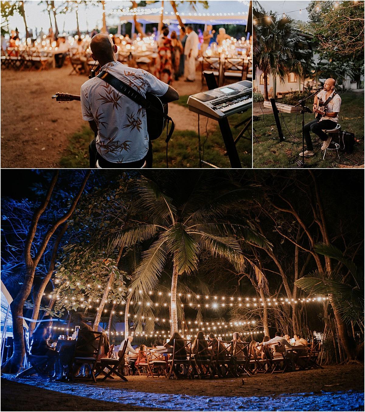 night venue live music in costa rica