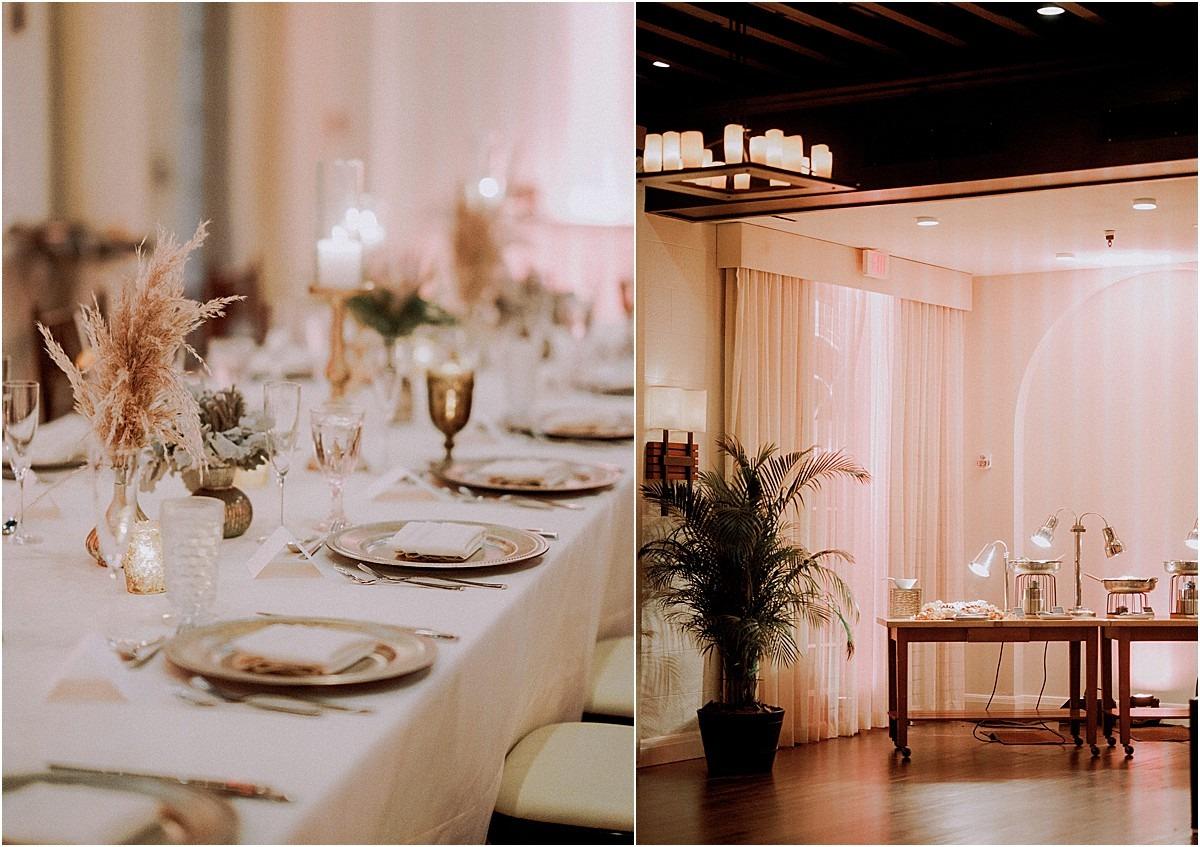 tablesetting flordia wedding keywest