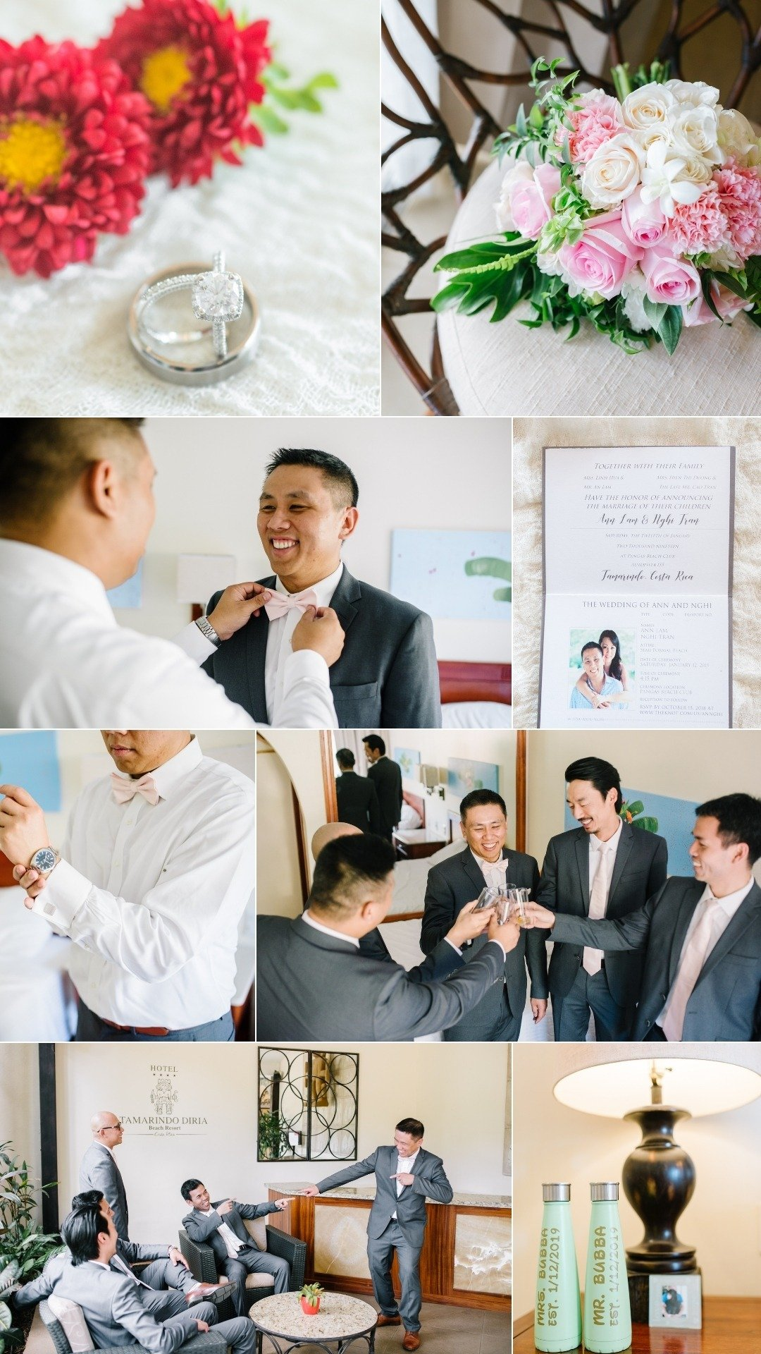 tamarindo diria wedding group