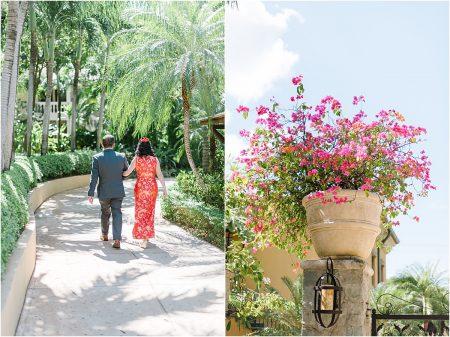 cultural wedding in tamarindo costa rica