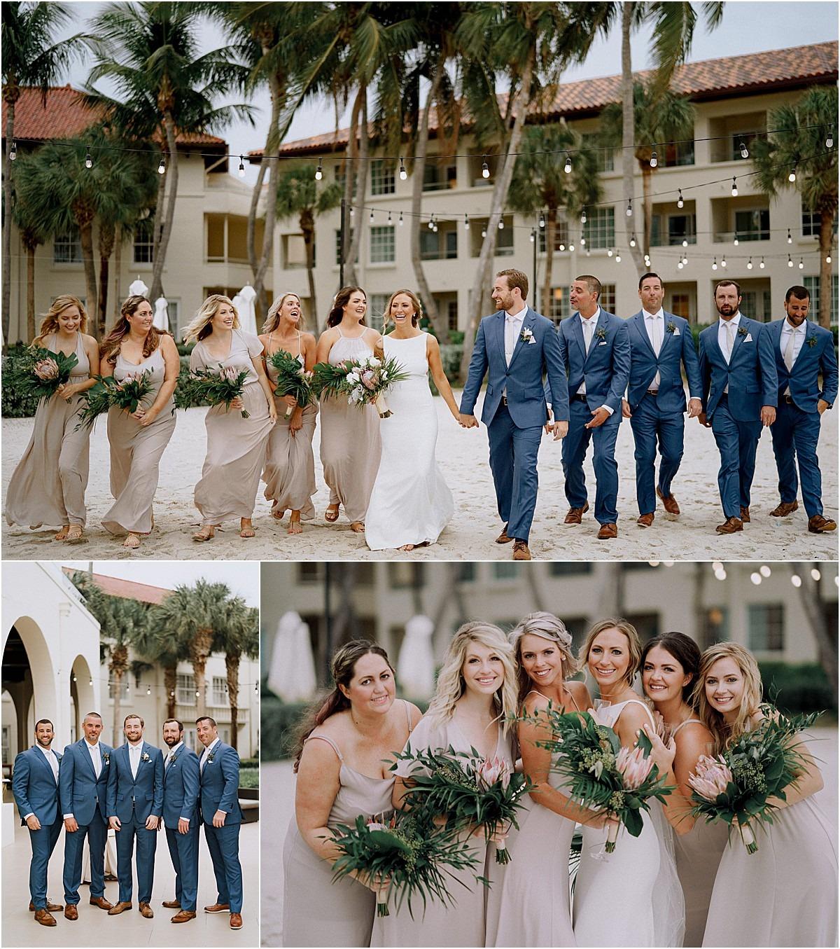 wedding party florida