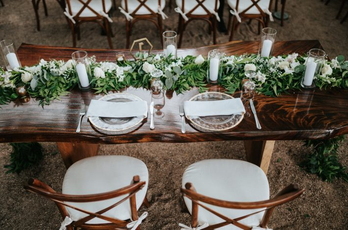 How to Design an Intimate Wedding at home