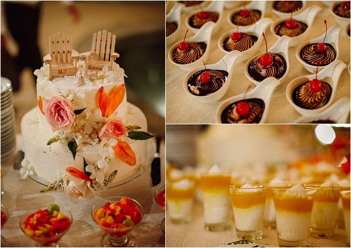 dessert table sweets chocolate