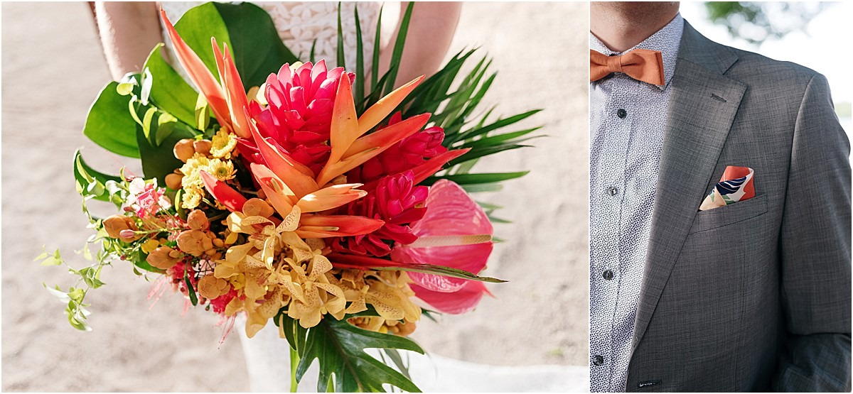 suit-and-bout-tropical-flowers