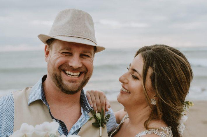 Beach Chic Wedding