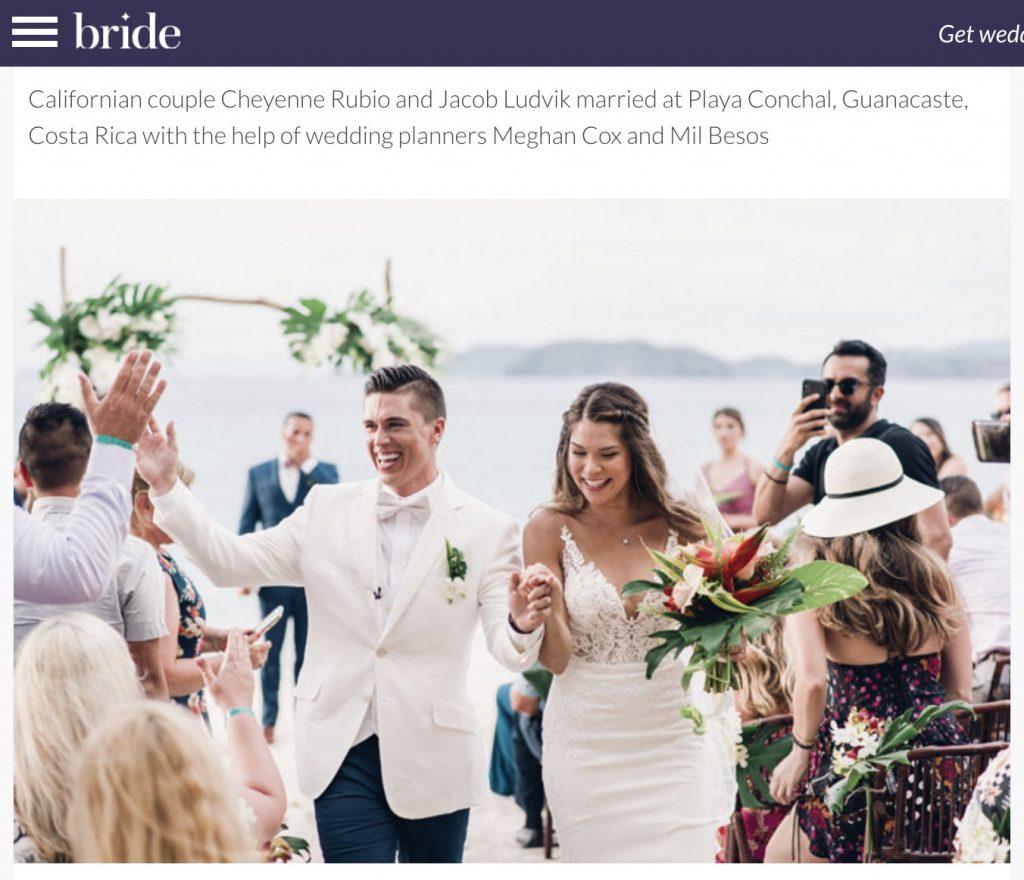 bride mag UK feature