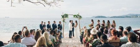 Surf Chic Wedding in Costa Rica Featured on Bride UK