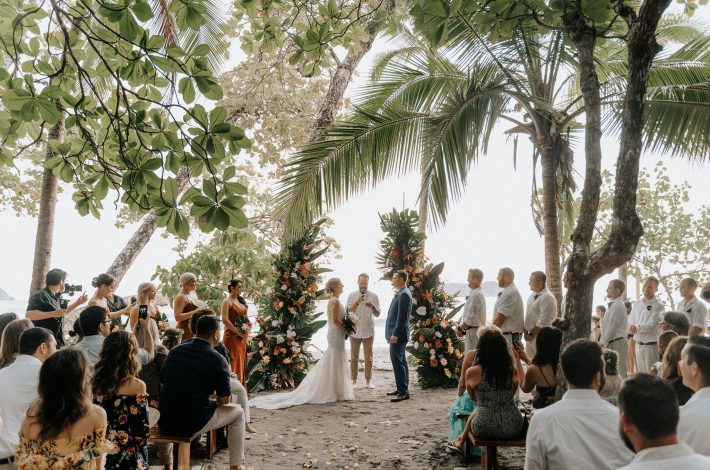 tropical chic wedding manual antonio costa rica