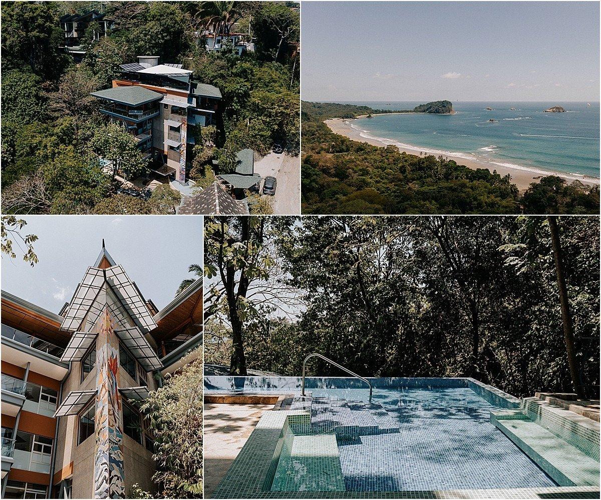 villa punta vista views in costa rica