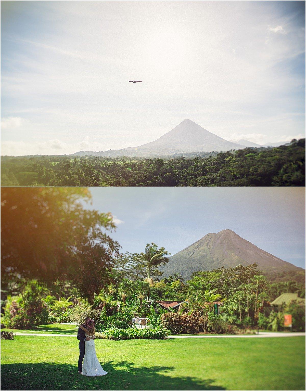 Arenal Volcano Park Elopement