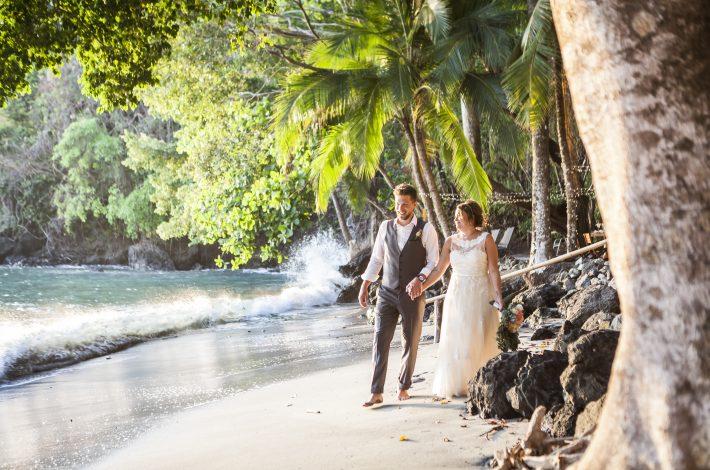 Beach Micro Wedding Costa Rica