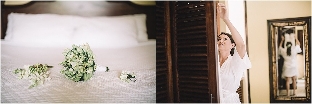 bed hotel florals costa rica