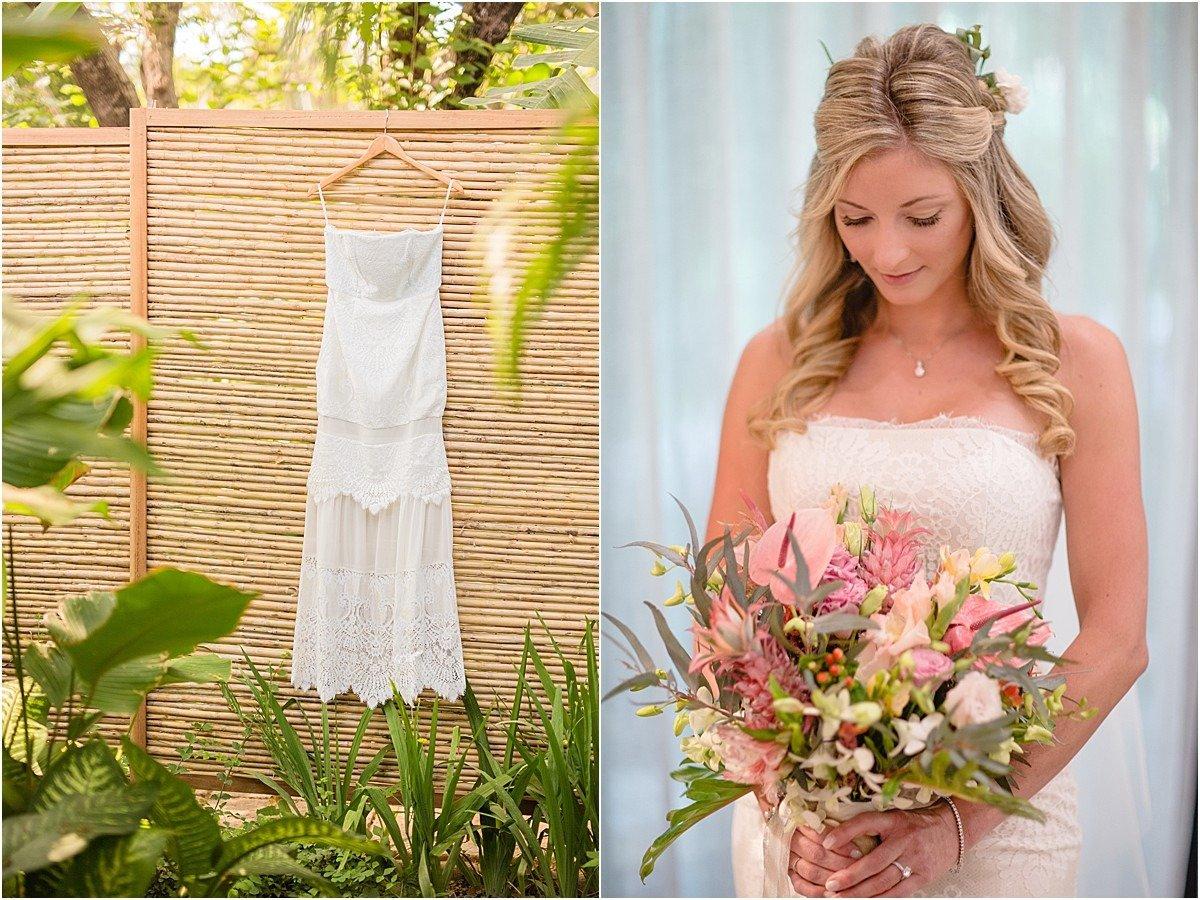 bridal gown langosta beach