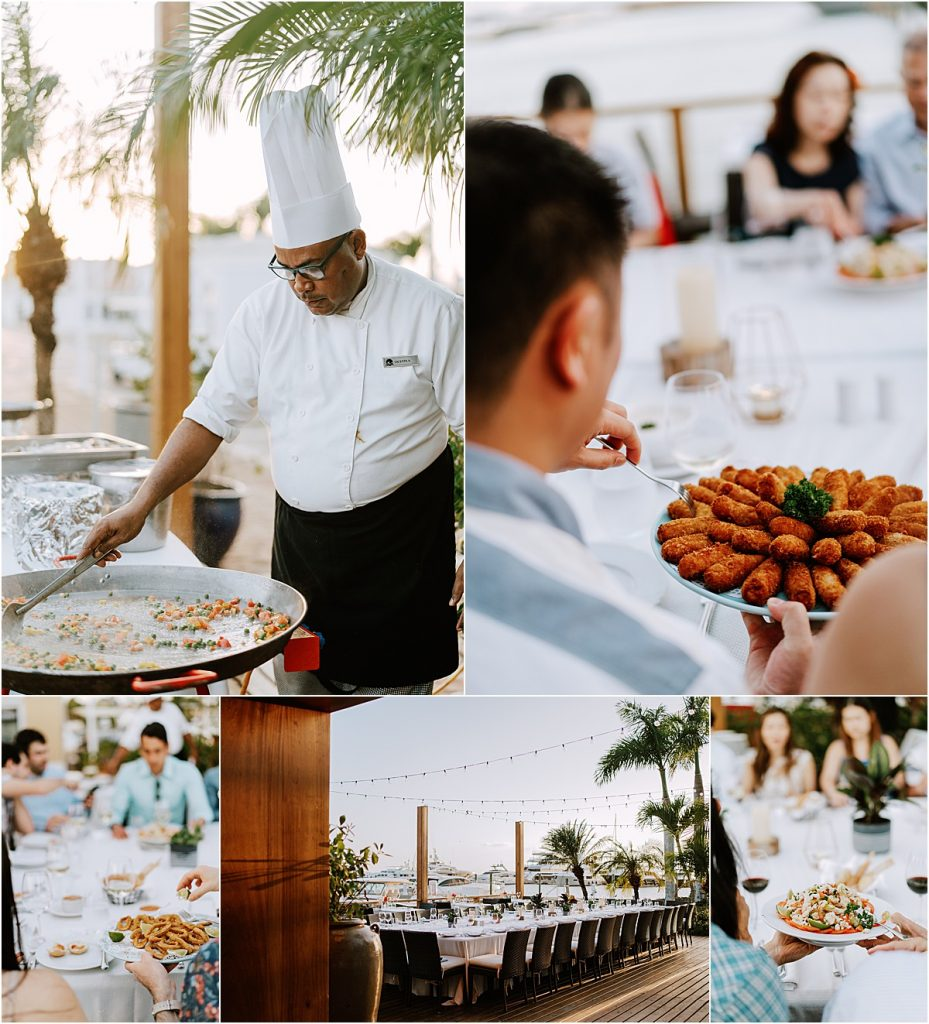 catering cook chef DR