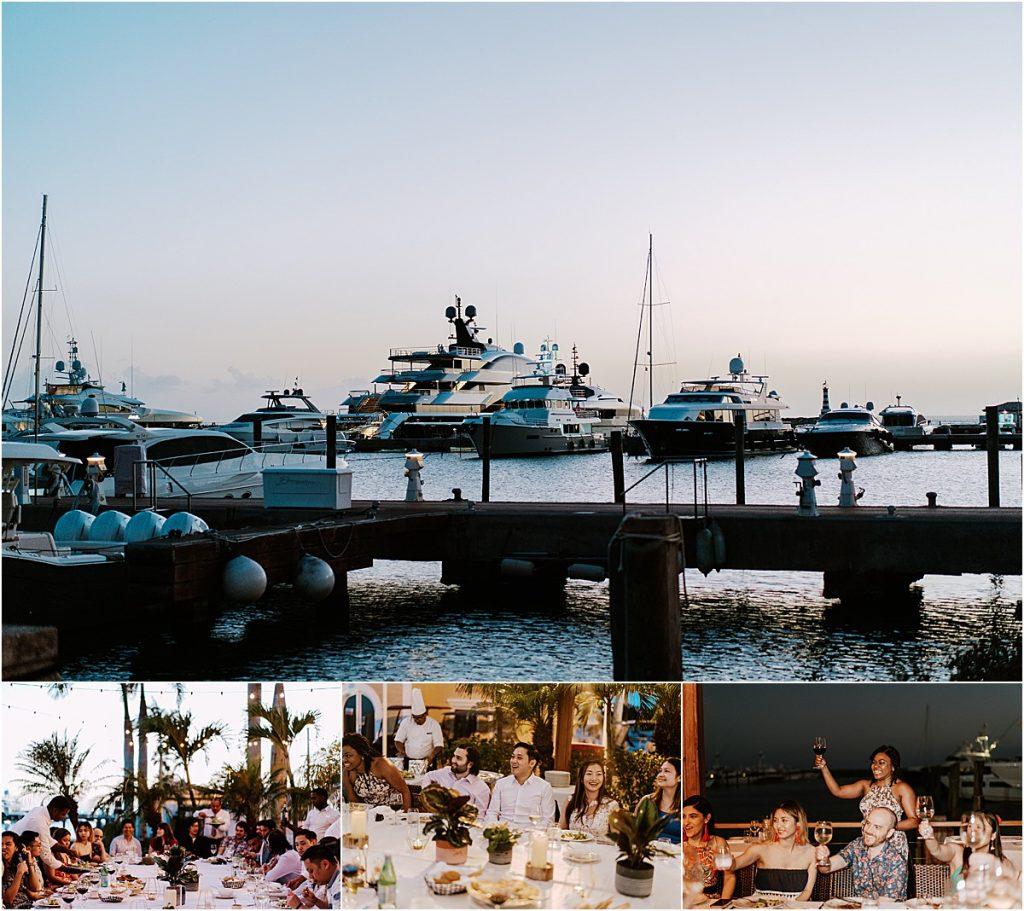 dominican republic yacht club weddingvenue