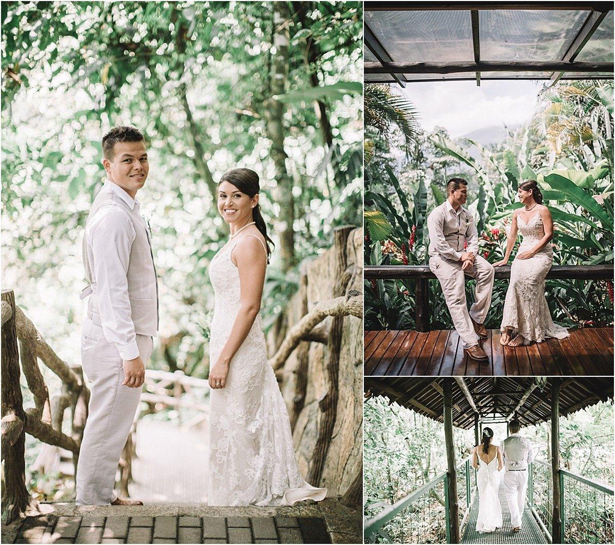 elope in costa rica wedding