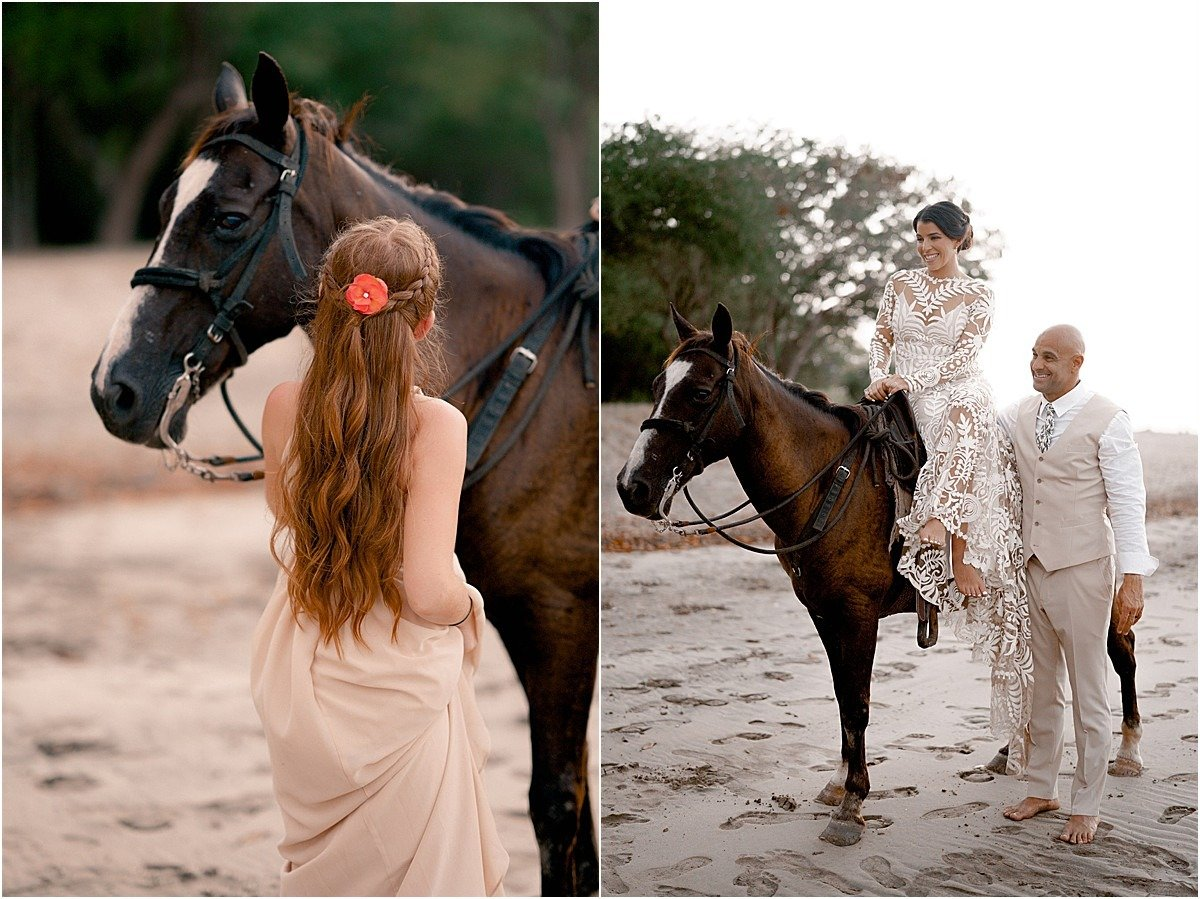 horse-with-flower-girl-on-the-beach