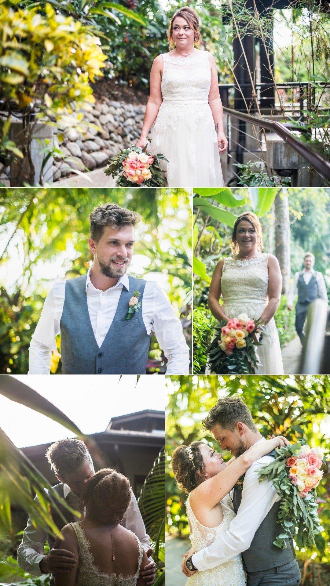 manuel antonio micro wedding