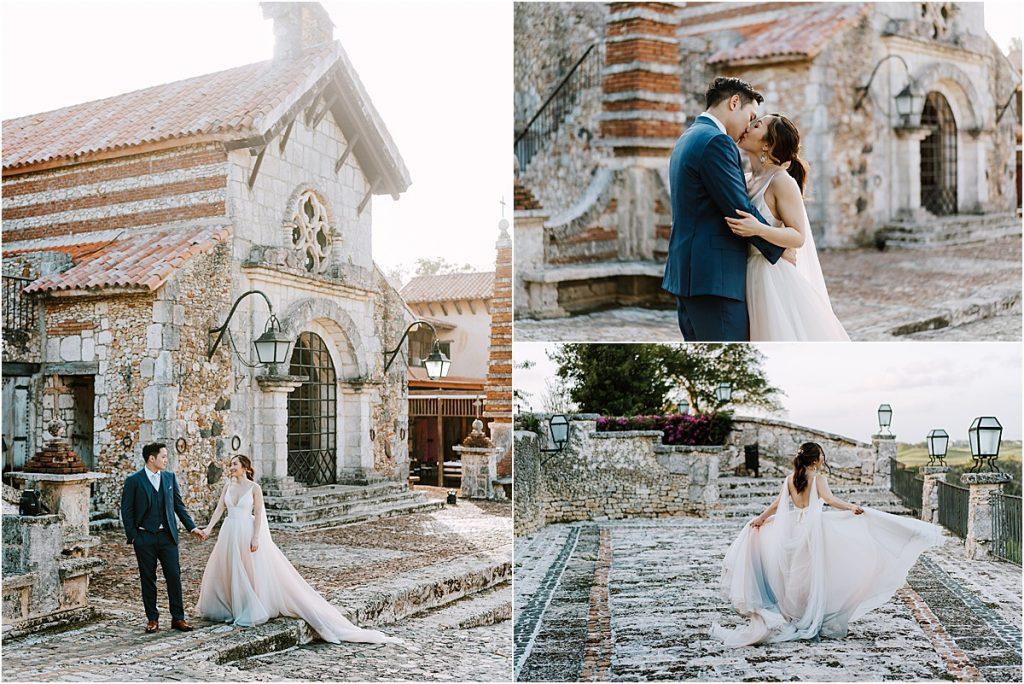 village chapel wedding