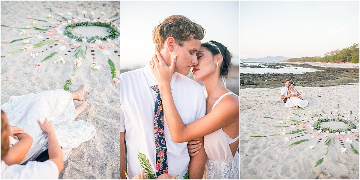 Costa Rica is a gorgeous location for an intimate wedding or elopement