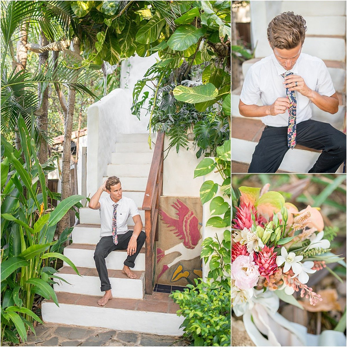 Destination elopements are popular at the moment and it's no surprise why