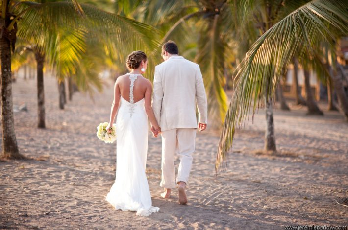 Jaco beach wedding Bahia Encantada