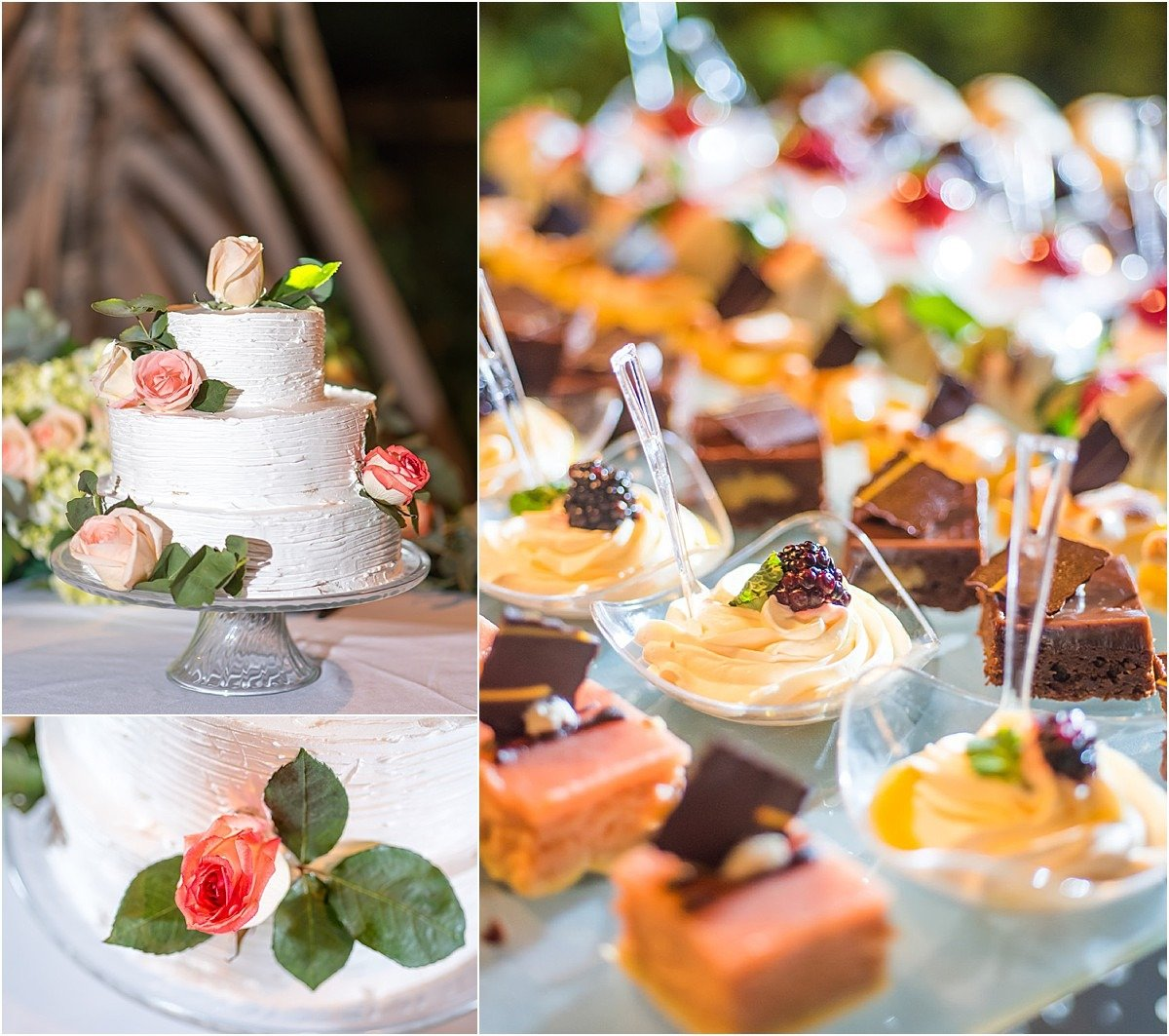 cake catering sweets roses