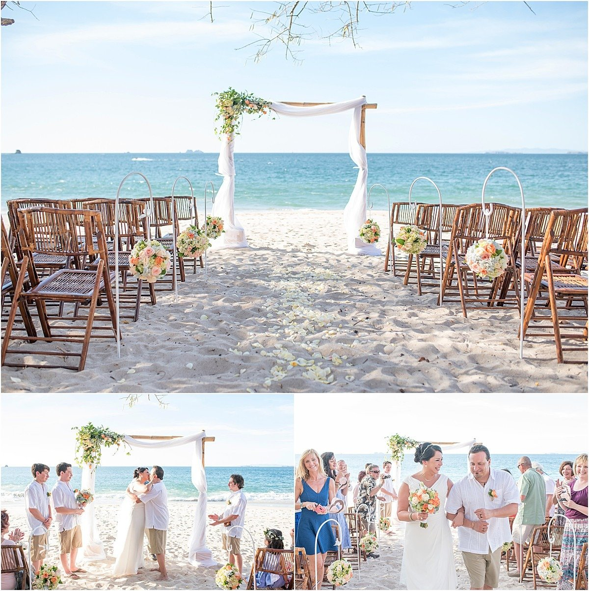 ceremony ideas for your costa rica wedding