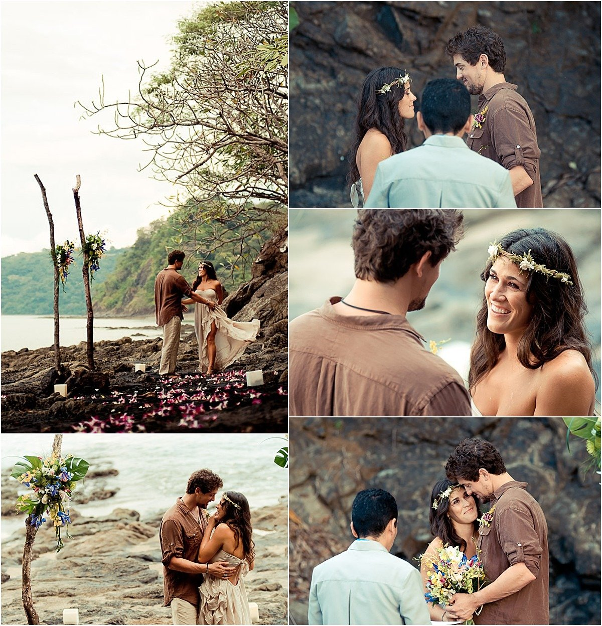 ceremony planners to elope in Costa Rica